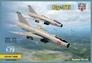 Советский истребитель-бомбардировщик Сухой Су-7Б ModelSvit 72006 основная фотография
