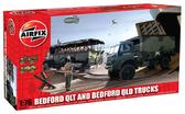 Модель грузовика BEDFORD QT V1 от Airfix