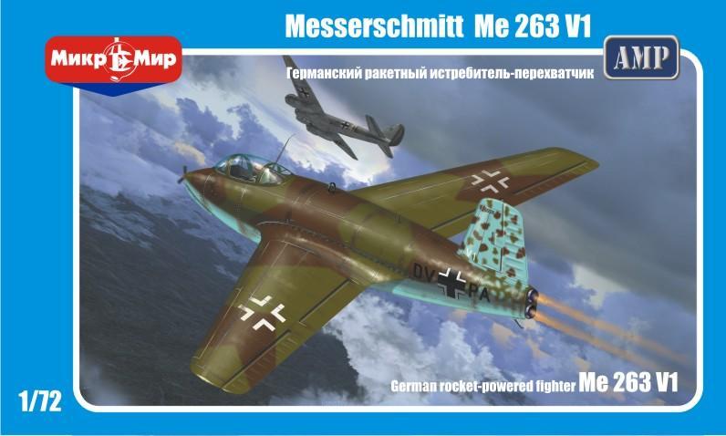 Мессершмитт Me-263 V1 Amp/Micro-Mir 7201