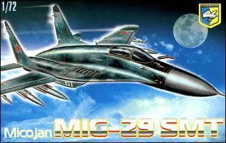 Советский многоцелевой истребитель МиГ-29 СМТ ( 27,4 ) Condor 7203