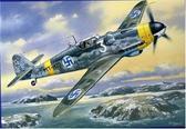 Истребитель Messerschmitt Bf 109-G6, финских ВВС