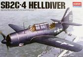 Бомбардировщик SB2C-4 «Хеллдайвер»