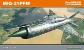 Истребитель Миг-21 ПФМ, профессиональный набор