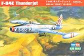 Истребитель F-84G Thunderjet