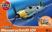 Немецкий истребитель Messerschmitt Bf109 (быстрая сборка без клея) от Airfix