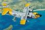 Военно-транспортный самолет Fairchild HC-123B Provider Roden 062 основная фотография
