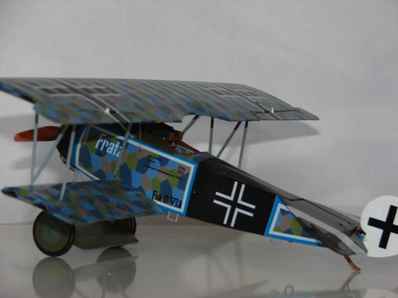 Истребитель Fokker D.VI Roden 603
