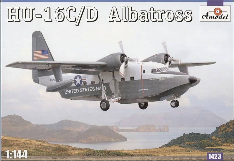 Гидросамолет HU-16C/D Albatross Amodel 1423