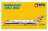 Пассажирский самолет Bombardier CRJ 200