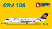 Пассажирский самолет Bombardier CRJ 100 Lufthansa airways