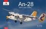 Пассажирский самолет Ан-28, польская версия Amodel 72313 основная фотография