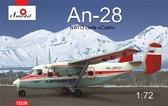 Пассажирский самолет Ан-28, полярный