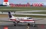 Авиалайнер Beechcraft 1900C Amodel 72308 основная фотография