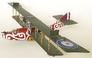 Британская истребительно-разведывательная летающая лодка Felixstowe F.2A (ранний выпуск) Roden 019 основная фотография