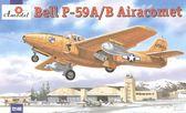 Реактивный истребитель Bell P-59A/B