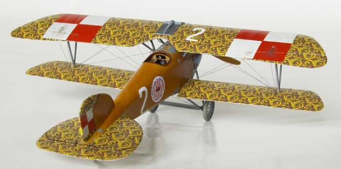 Истребитель Albatros D.III (Oeffag) series 253 Roden 026