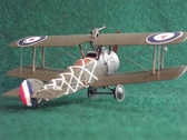 Истребитель Sopwith 2F.1 Camel RAF