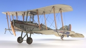 Биплан RAF Be12b
