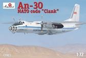 Самолет воздушного наблюдения Антонов Ан-30 Clank