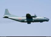 Советский транспортный самолёт Ан-12БК-ППС
