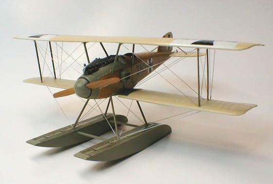 Истребитель-гидросамолет Albatros W.4 (ранний выпуск) Roden 028