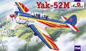 Двухместный самолет первоначальной летной подготовки Як-52М Д