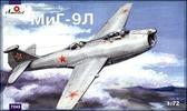 Экспериментальный самолет МиГ-9Л
