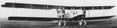 Германский биплан-бомбардировщик Gotha G.V