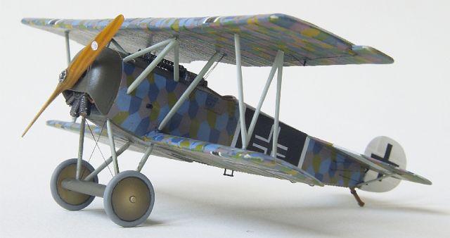 Истребитель Fokker D.VI Roden 007