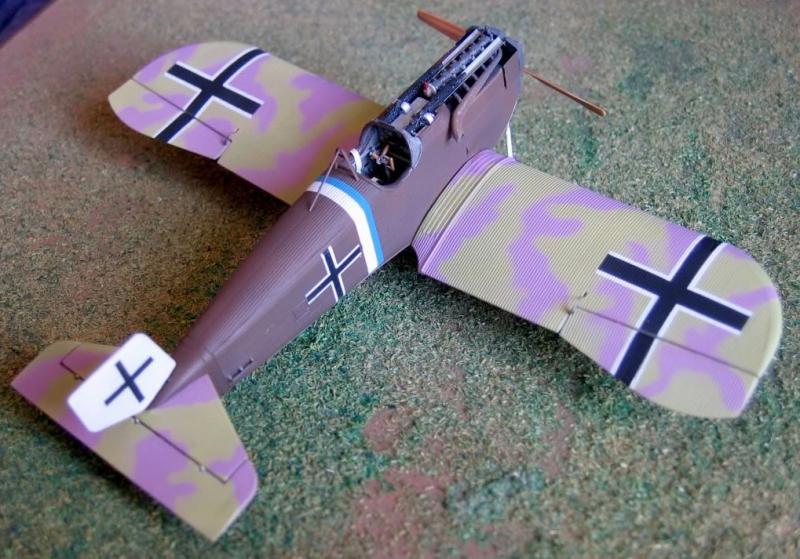 Германский истребитель Junkers D.I Roden 434