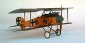 Истребитель-биплан Альбатрос D.I