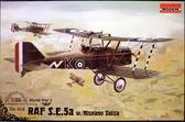 Истребитель RAF S.E.5a w/Hispano Suiza