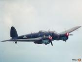 Немецкий средний бомбардировщик Heinkel He-111A