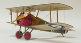 Истребитель Sopwith F.1 Camel RAF