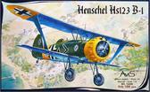 Штурмовик Henschel Hs123 B-1