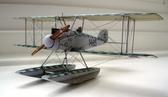 Истребитель-гидросамолет Albatros W.4 (late)