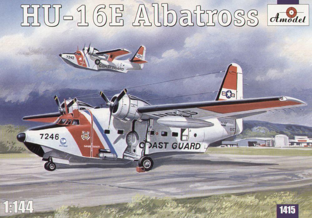 Самолет-амфибия HU-16E Albatros Amodel 1415