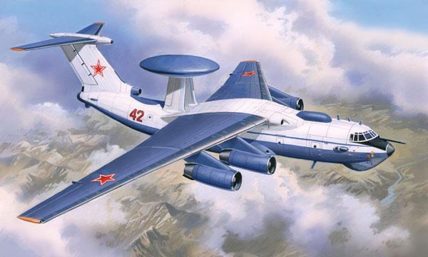 Самолет  A-50 Amodel 72019
