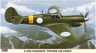 Истребитель P-40M Warhawk