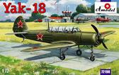 Самолет Яковлев Як-18 M-12