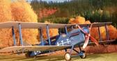 Cамолет De Havilland Dh4a (Passenger)
