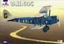Биплан de Havilland DH.60C Cirrus Moth Amodel 4803 основная фотография