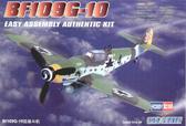 Истребитель Bf109G-10