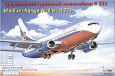 Среднемагистральный авиалайнер Боинг-733 от Eastern Express
