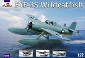 Поплавковый самолет F4F-3S