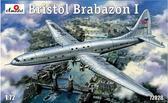 Экспериментальный пассажирский самолёт Bristol Brabazon I/Бристоль Брабазон