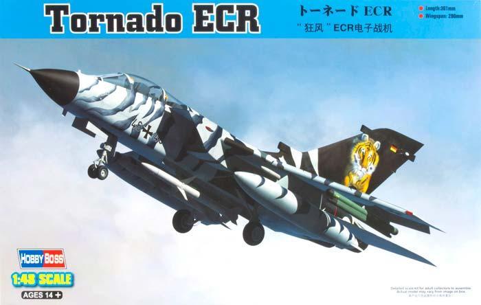 Истребитель Tornado ECR Hobby Boss 80354