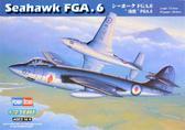 Истребитель Seahawk FGA.6