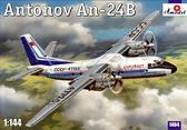 Пассажирский авиалайнер Антонов Ан-24Б