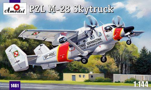 Грузо-пассажирский самолет M-28 Skytruck Amodel 1461